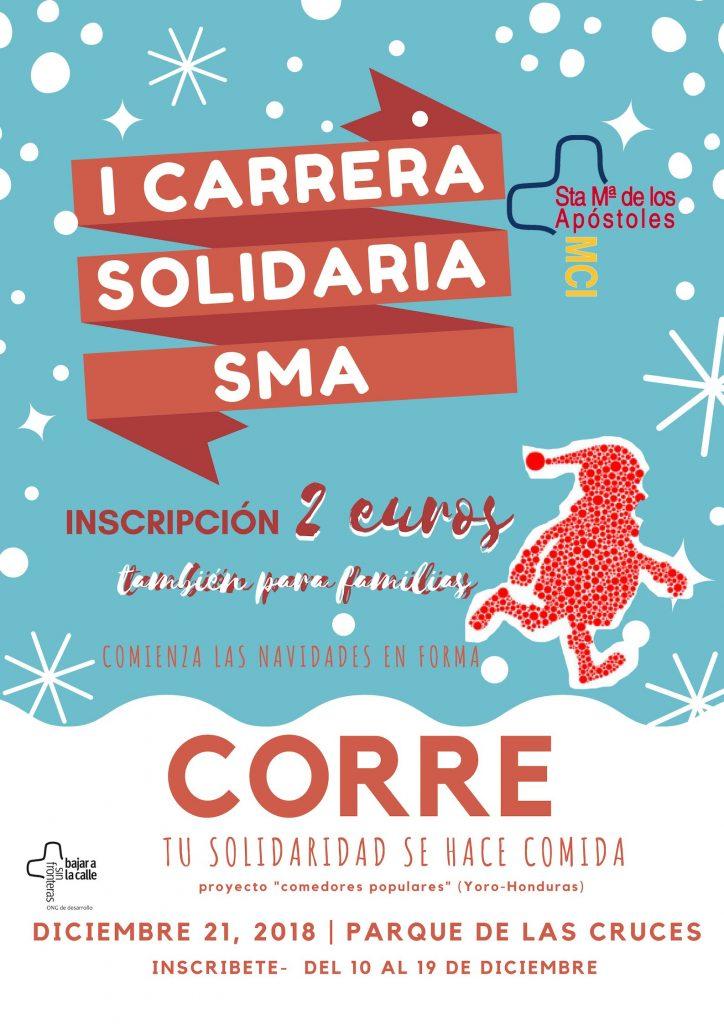 Carrera Solidaria!