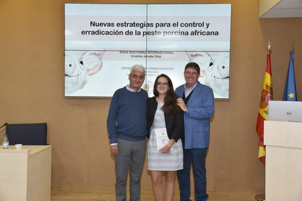Reseña acerca de la tesis doctoral de Cristina Jurado Díaz, antigua alumna.