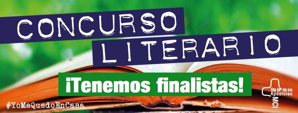 Ganadores del concurso literario