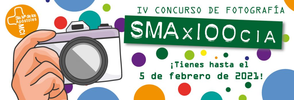 Concurso Fotografía SMAx100cia 2021